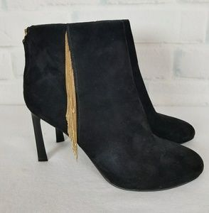 Nine West Size 11M Ankle Boots